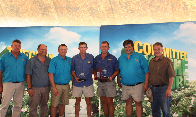 James Leslie – Eastern Free State Potato Farmer Of The Year